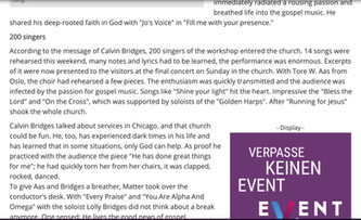 Press Kehl (Calvin Bridges)