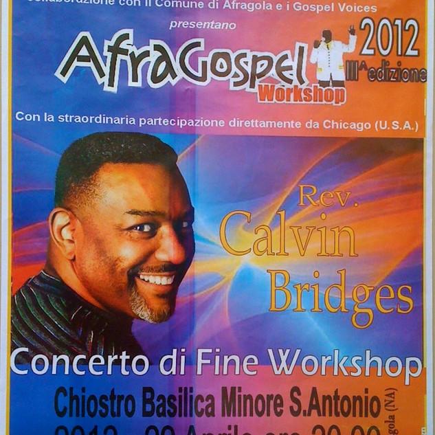Gospel Voices (Calvin Bridges)