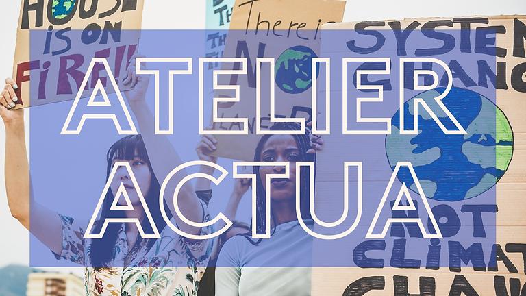 Atelier Actua | De Klimaatzaak