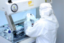 laboratório de armazenaento de células-tronco
