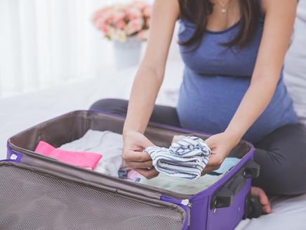Mala para maternidade: o que levar?