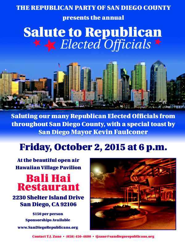 Salute to Republicans (10-2-15)