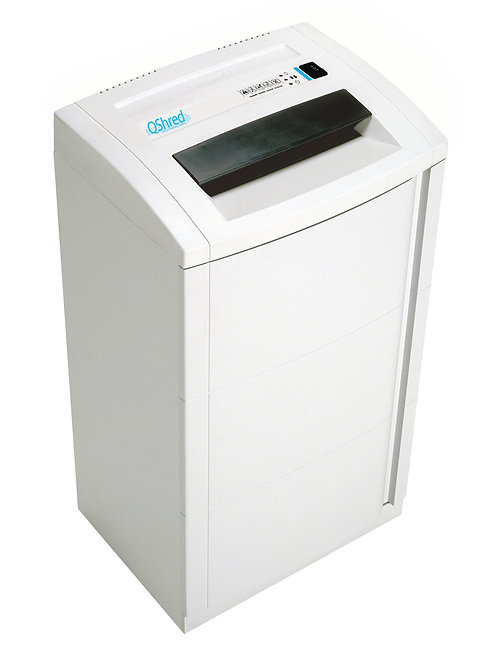 Qshred HD02 Strip Cut Heavy Duty Shredder