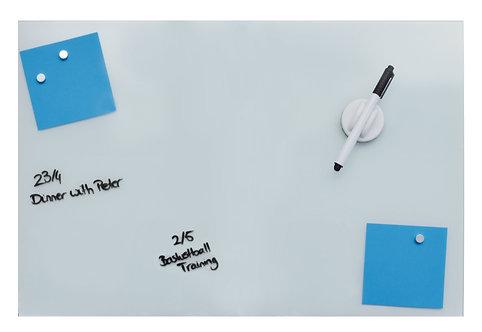 60 x 90cm White Glassboard