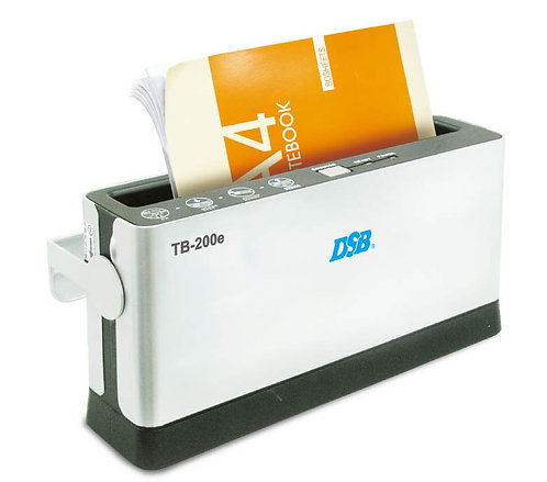 DSB TB200 Office Thermal Binding Machine
