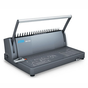 DSB CB122 Small Office Manual Comb Binding Machine