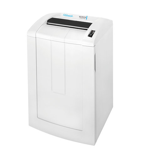 Qshred PROW03 Cross Cut Wide-Entry Shredder