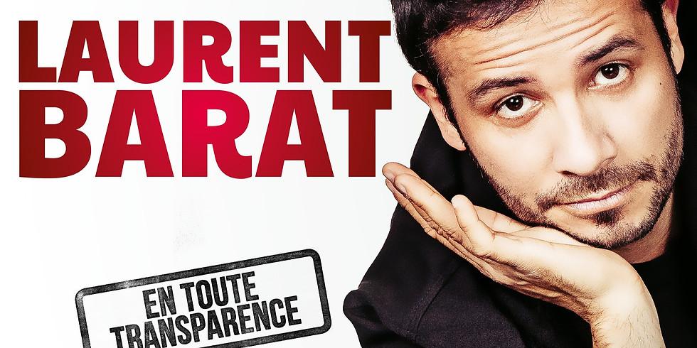 ANNULÉ : Humour : Laurent BARAT