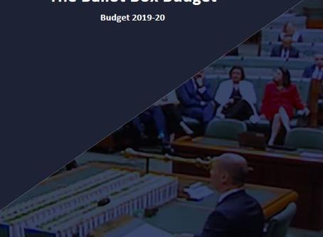 Federal Budget 19/20 Update