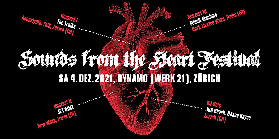 Sounds from the Heart Festival - 2021