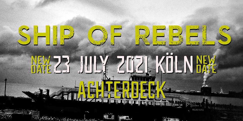 Ship of Rebels Festival 2021