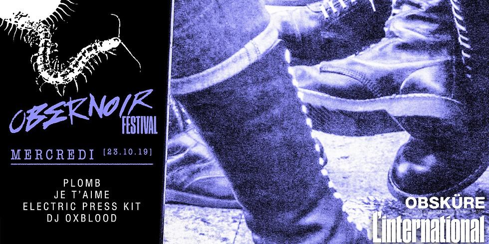 Obernoir Festival