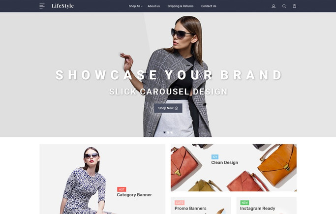BigCommerce Showcase