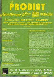 26th August 2006 - Creamfields (Page 2)