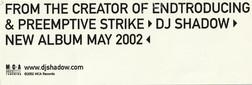 New Album May 2002