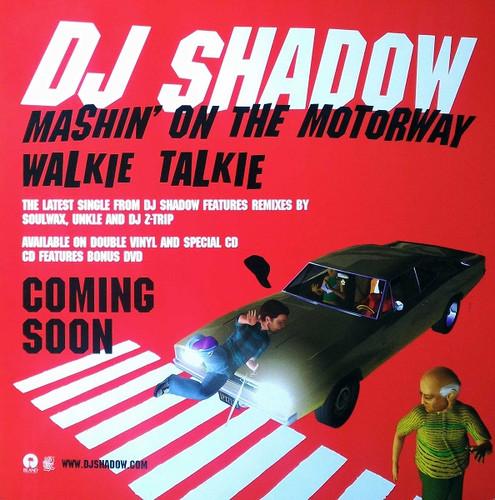 Mashin' On The Motorway Store Ad