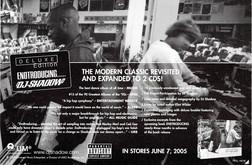 Endtroducing Deluxe (Front)