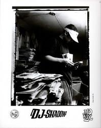 DJ Shadow 1996