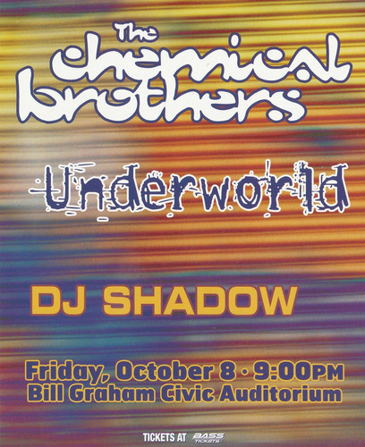 International Goodwill Tour (Chemical Brothers Back)