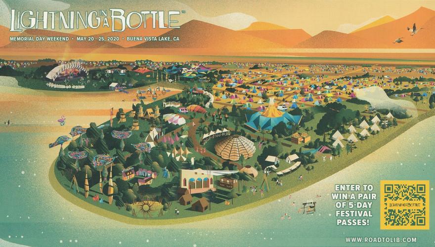 2020 - Lightning In A Bottle Festival (F