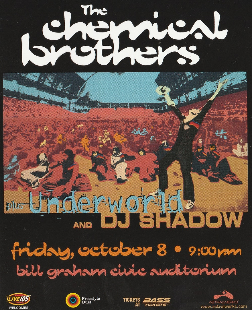 International Goodwill Tour (Chemical Brothers Front)