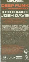 19th March 2004 - Deep Funk - Birmingham (Back)
