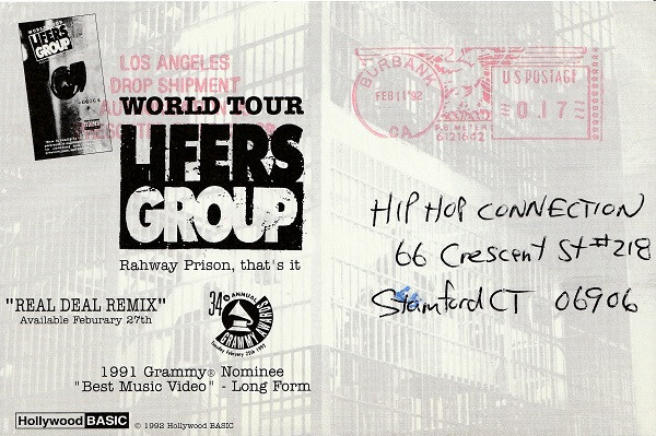Lifers Group (Back)
