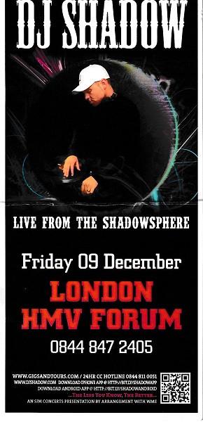 9th December 2011 - London