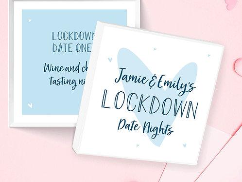 Lockdown Date Nights Box