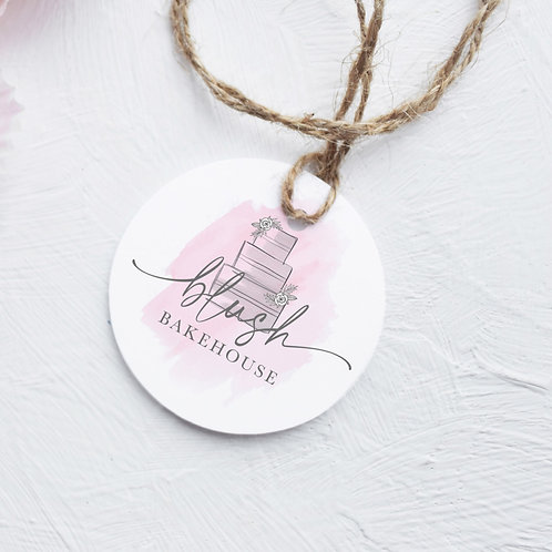 Business Logo Tags