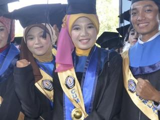 Wisuda Universitas Diponegoro Ke - 138