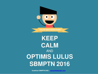 Move On, SBMPTN is Back Again !