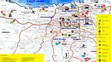 Peta Wisata Semarang