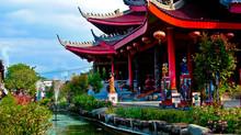Wisata Semarang - Klenteng Sam Poo Kong
