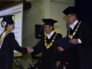 Wisuda Universitas Diponegoro Ke - 141