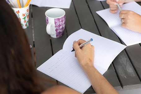 כתיבה אישית