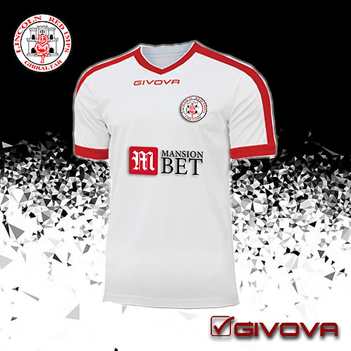 Lincoln Red Imps Away Shirt