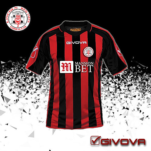 Lincoln Red Imps Home Shirt