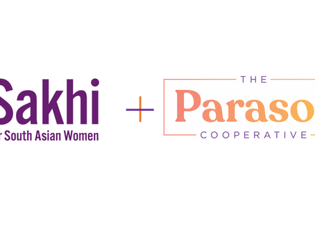 The Parasol Cooperative and Sakhi for South Asian Women announce Strategic Partnership