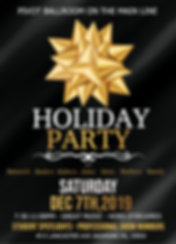 12-07-2019 Holiday Party Pivot on the Main Line, Ardmore Pa 19003