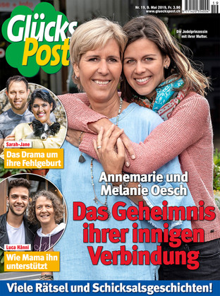 Annemarie & Melanie Oesch