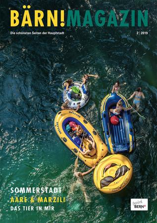 Cover Bärn!Magazin