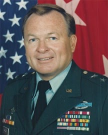 Did a highly decorated, retired Army General just confirm the existence and purpose of Q?