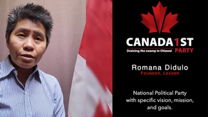 Introducing Romana Didulo: Head of State & Commander-In-Chief of The Sovereign Republic of Canada