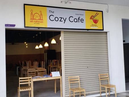 We are now open in Saville@Kajang!