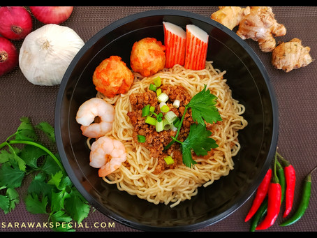 Kolo Mee , history and what's the secret