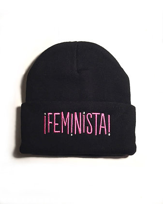 ¡FEMINISTA! Beanie