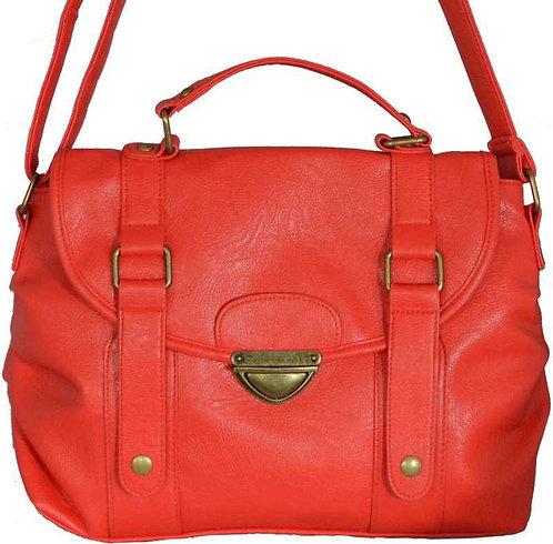 Fashion Designer Handbag coral