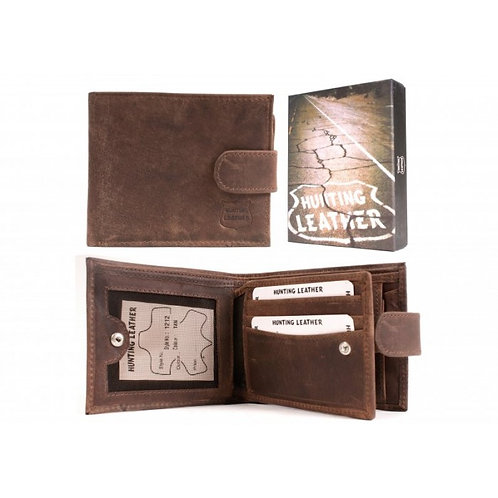 HUNTING LEATHER Mens Wallet