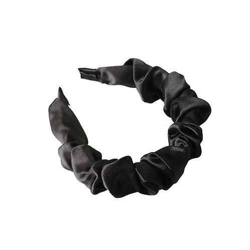 Beatrice Plain Hooded Headband